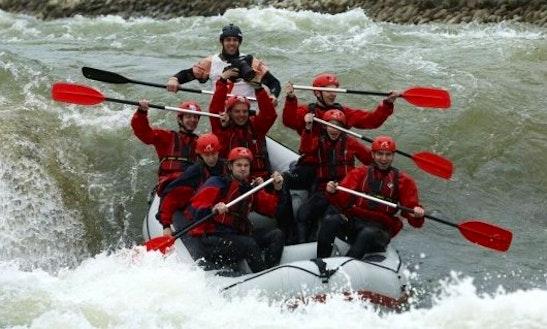 Rafting Trips In Bratislava
