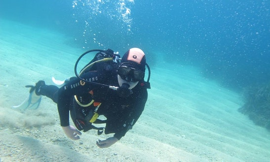 Diving Tours In San Pawl Il-bahar, Malta