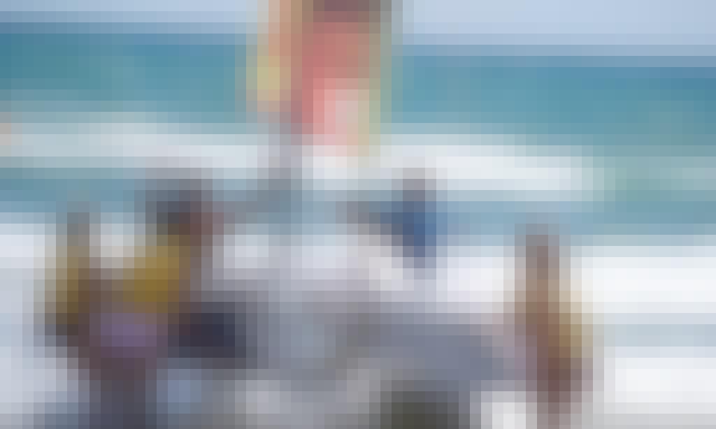 Beach Catamaran Courses  in Grau i Platja