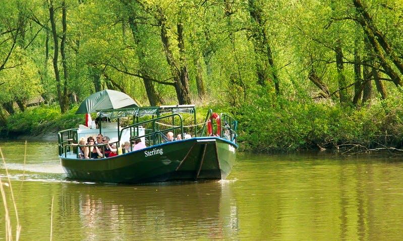 River Boat Trips in Netherlands