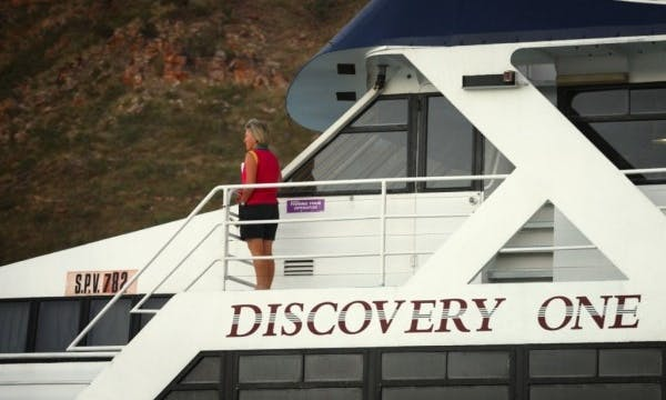 """Discovery One"" Cruises Tour in Port Melbourne"