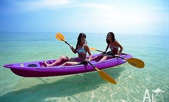 Rental Kayak In Noumea, New Caledonia