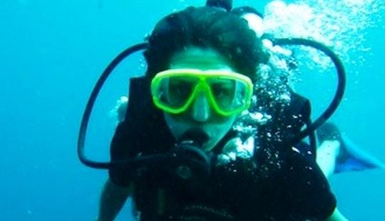 Scuba Diving Lessons In Tambon Ban Tai