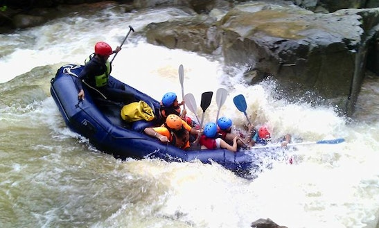 Rafting Trips In Slim River