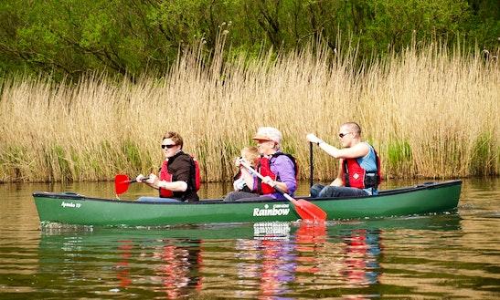 Triple Canoeing Trip In Spaarndam