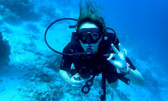 Fun And Exciting Diving Lessons For Beginner And Advance Divers In Semporna