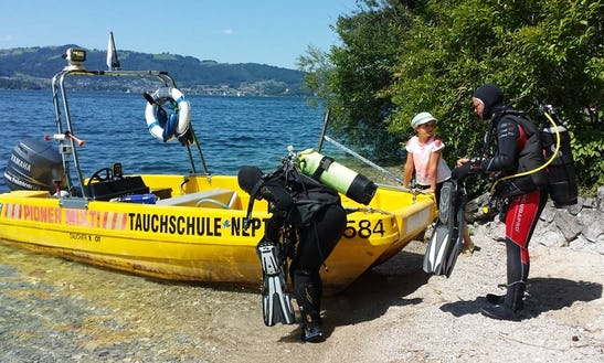 Diving Trip & Courses In Gmunden
