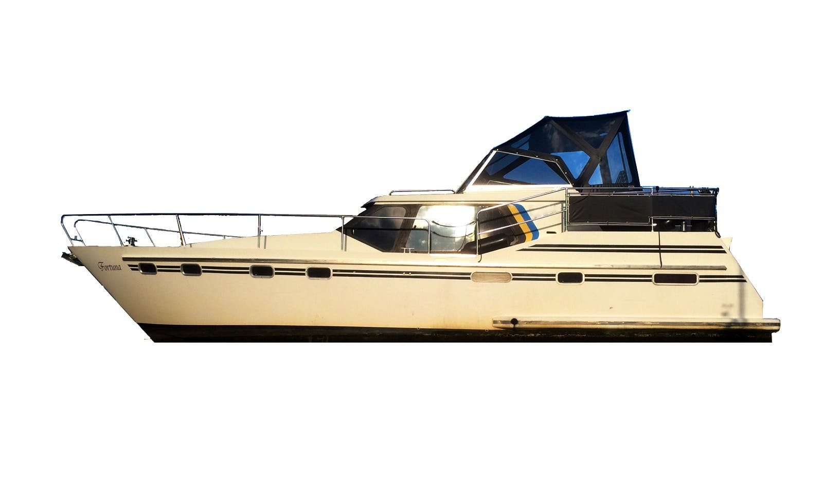 Enjoy Friesland, Netherlands on 37' Motor Yacht
