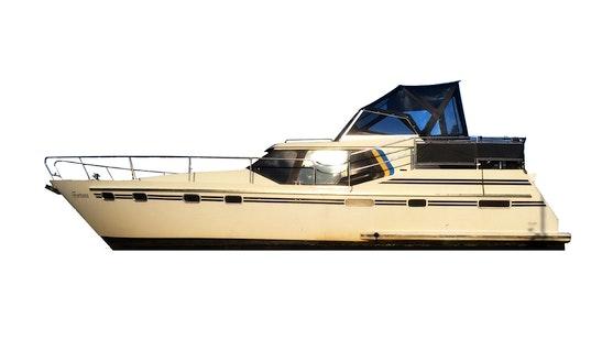 Enjoy Friesland, Netherlands On 37' Motor Yacht