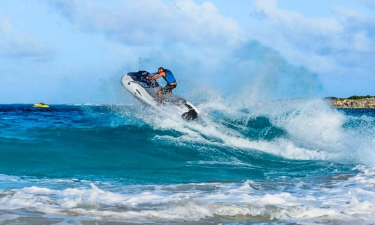 Jet Ski Rental In Collectivity Of Saint Martin