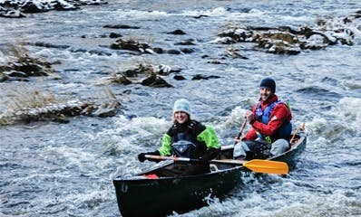 Canoe Tours and Courses in Llangollen