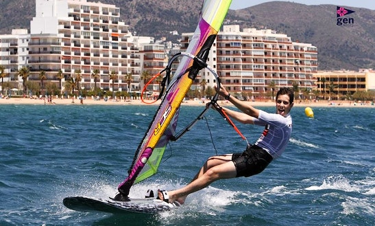 Windsurf Holiday In Catalunya, Spain