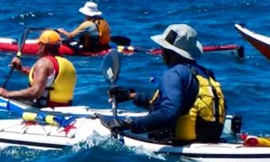 Kayak Lessons In Miranda