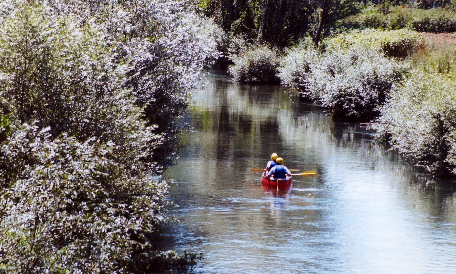 Canoe Rental in Scheggino, Italy