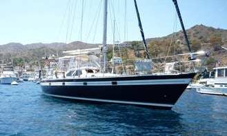 Charter 58ft Majestic Sailing Yacht in San Diego, California