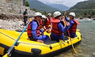 White Water Rafting Trips in Thimphu, Bhutan