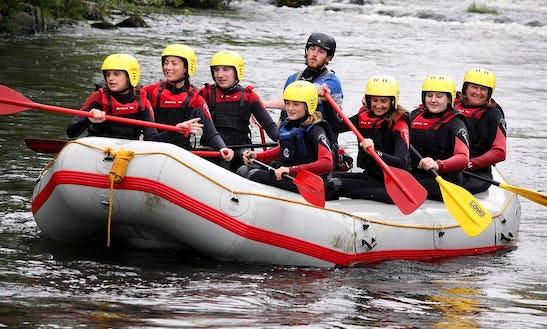 Amazing Rafting Trips In Llangollen, United Kingdom