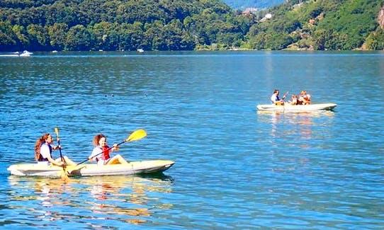 Best Tandem Kayak Rental in Colico, Italy