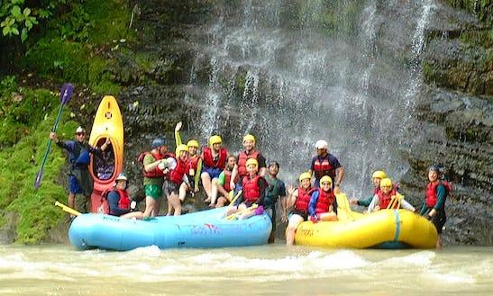 Rafting Trips In Cahuita, Costa Rica