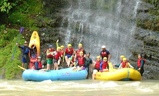 Rafting Trips In Cahuita, Costa Rica