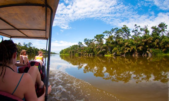 Tortuguero Canal Day Tour