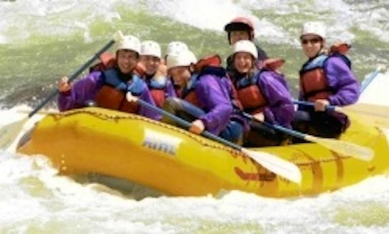 Rafting Trips In Quito, Ecuador