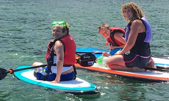 Paddleboard Rental In Kingston, Washington