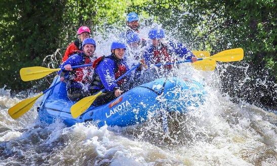 Rafting Trips In Avon, Colorado