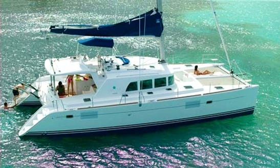 Lagoon 440 Cruising Catamaran Charter From Messina, Italy
