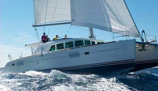 Skipper Charter On Lagoon 440 Clima Cruising Catamaran In Messina, Italy