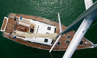 Skippered Charter On Dufour 525 Sailing Yacht from Messina, Italy