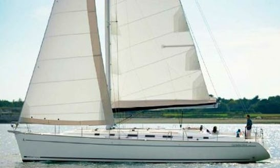 Crewed Charter On Cyclades 50.5 Sailing Yacht In Messina, Italy