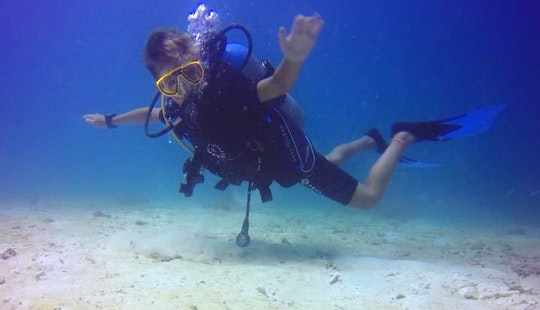 Diving Trips And Courses In Phuket