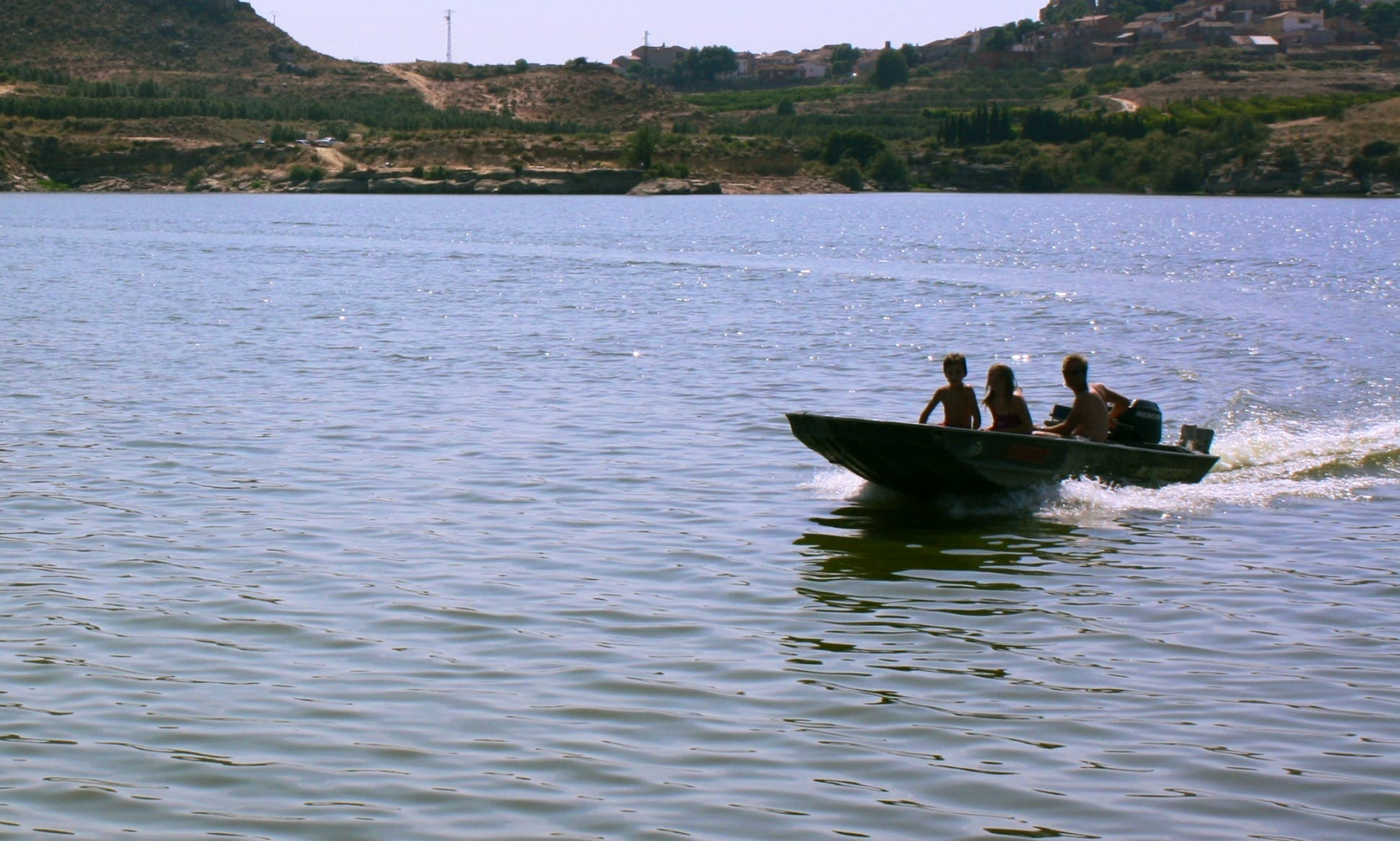 Fishing Charter in Chiprana / Caspe