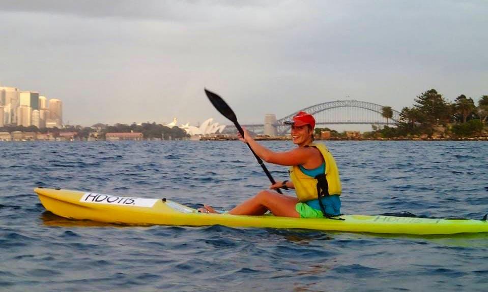 Adventure Kayak Tours in Sydney