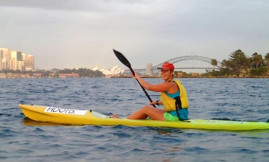 Adventure Kayak Tours In Sydney