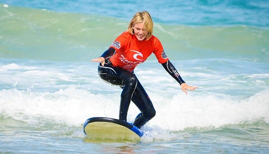 Taster Surfing Lessons In Newquay, United Kingdom