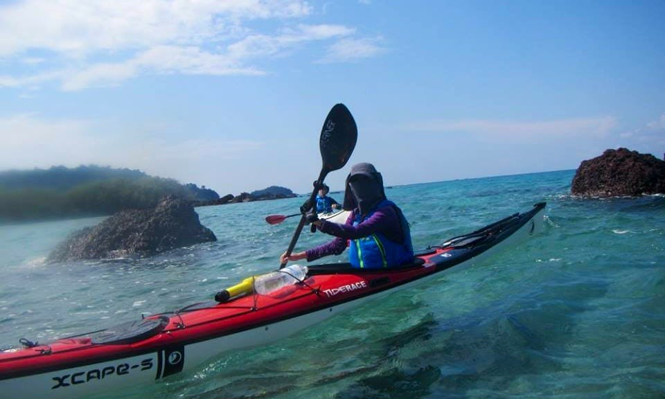 Kayaking Expedition in Tambon Ko Chang