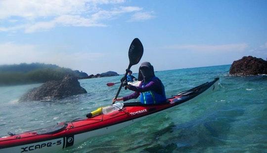 Kayaking Expedition In Tambon Ko Chang