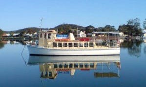 "Take a Cruise on ""Codock II"" in Wagstaffe"