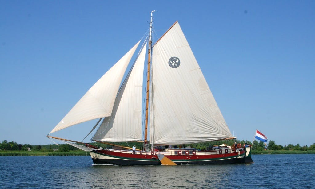 94' Sailing Mega Yacht Charter in Numansdorp