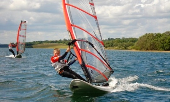 Windsurfing Lesson In England