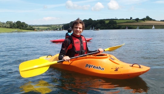 Single Sit On Top Kayak Courses And Hire In England