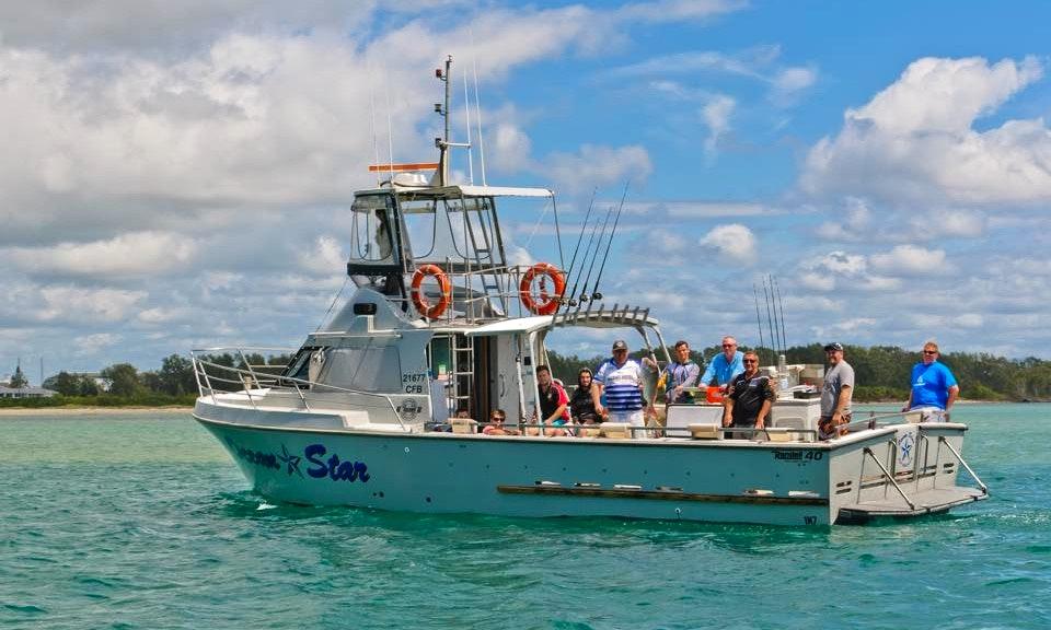 Ocean Star Fishing Charter In Port Macquarie