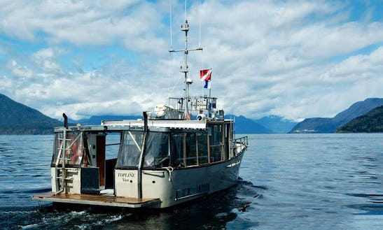 Diving Tours In West Vancouver