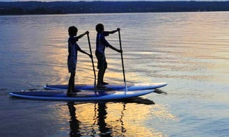 Paddleboard Rental and Courses in Waren (Müritz)