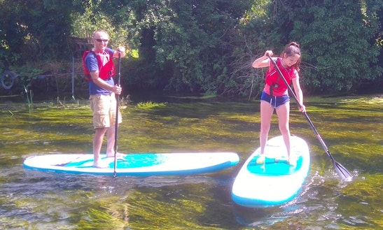 Hire Stand Up Paddleboard In Sturry, England