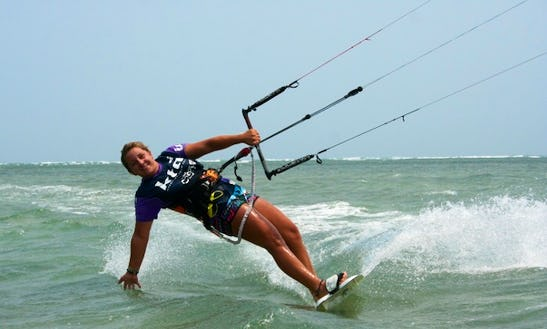 Learn Kitesurfing In England