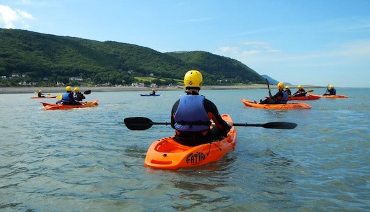 Single Kayak Hire (hourly Or Daily) In Scotland, United Kingdom