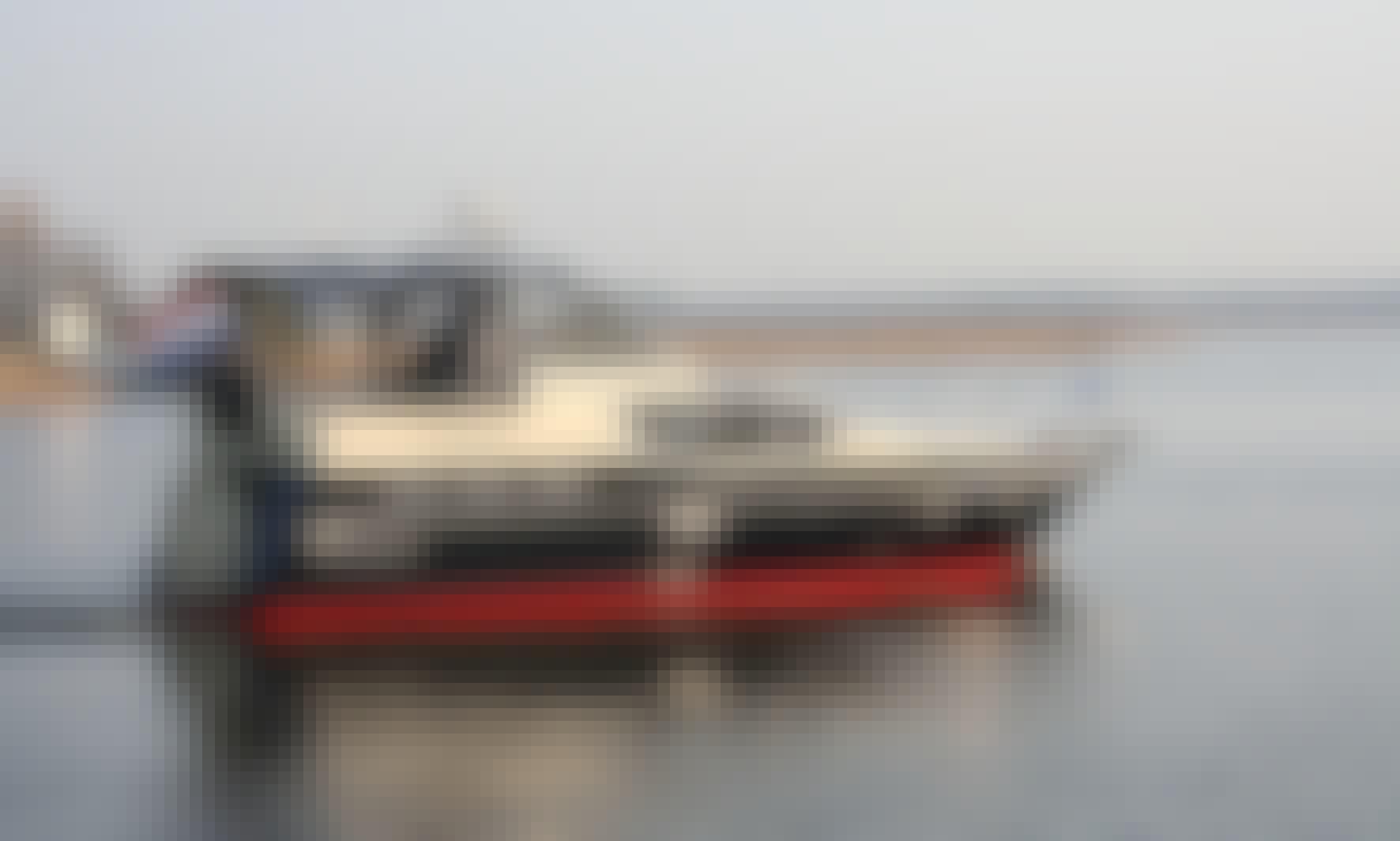 41' ReLine 1260 Limited Ed. Motor Yacht Rental in Drachten - Friesland, Netherlands